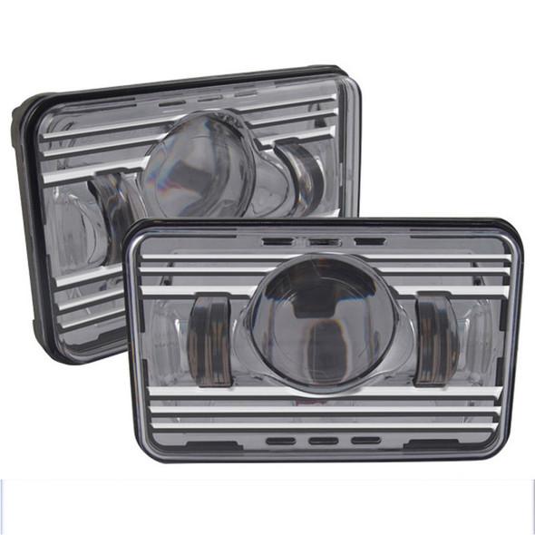 6x4 LED Projector Headlight High & Low Beam