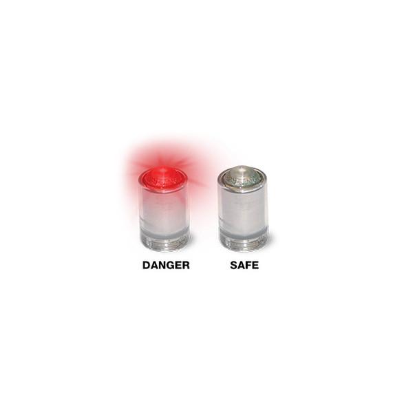 LED AirGuard Set & Go Tire Pressure Monitoring System Safety Light