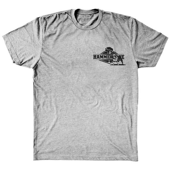 Diesel Dog Hammer Lane Trucker T-Shirt Front