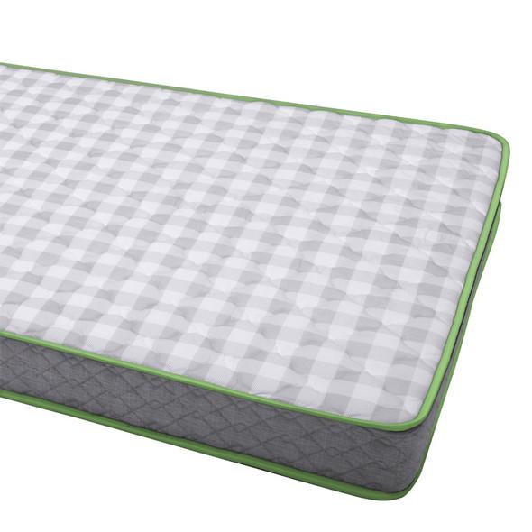 "RV Camper 5.5"" Reversible Mattress White Background"