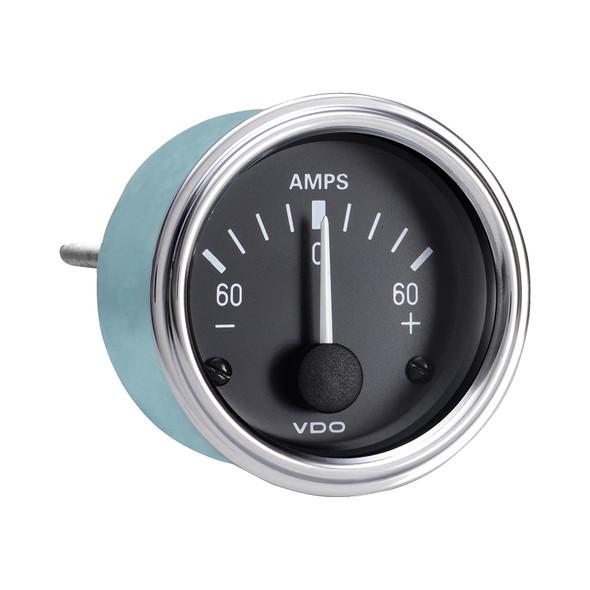 Semi Truck Electrical Ammeter Gauge Series 1 60 Amp