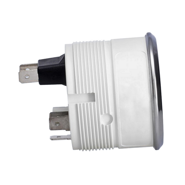 Semi Truck Electrical Pyrometer Gauge Vision Side