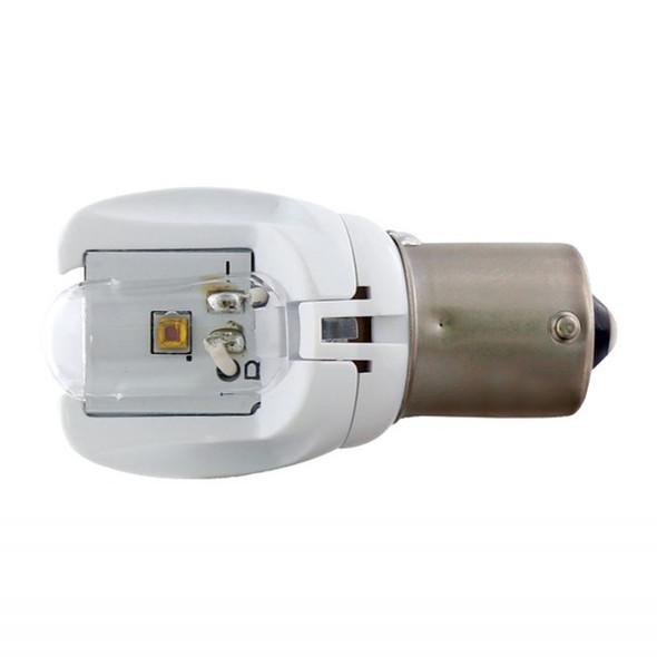 2 High Power LED 1156 Bulb Angle View