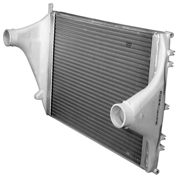 Freightliner FLD 120 & Classic XL Evolution Charge Air Cooler By Dura-Lite 01-23132-001 Reference 2