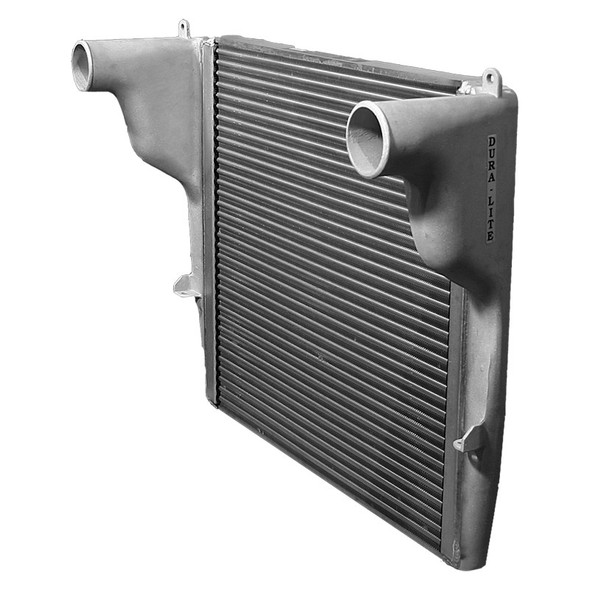 Kenworth T600 T800 Evolution Charge Air Cooler By Dura-Lite K093-63 Reference 1