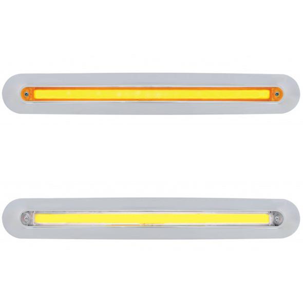 Freightliner 2005 & Up Mirror Cover LED GLO Light Bar