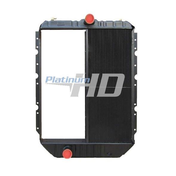 International 3000 4000 Series Half Core Radiator With Oil Cooler