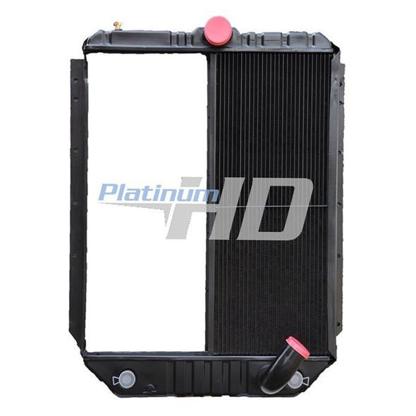 International 4900 Series Standard Core Radiator With Oil Cooler