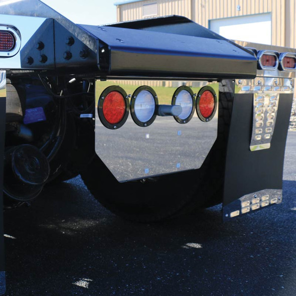 Kenworth T680 & T880 Replacement Tail Light Panel