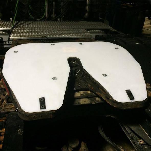 Robin Industries Fifth Wheel Slick Plate