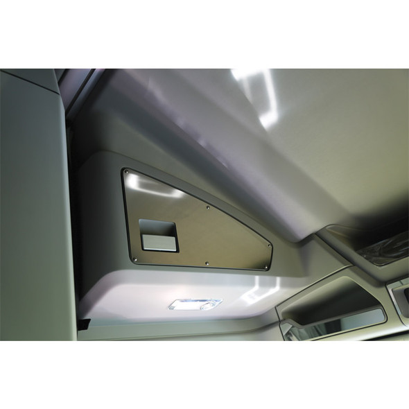 Kenworth T680 & T880 Cab Door Storage Cover And Cab Light Trim