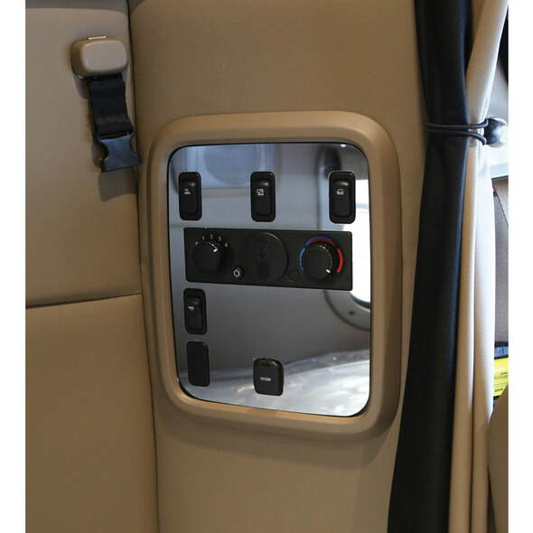 Kenworth T680 & T880 Sleeper Control Panel Trim