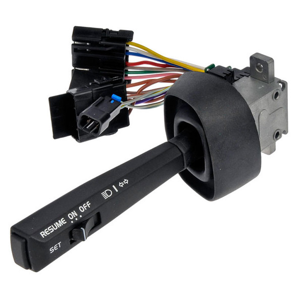 Volvo VN VAH VNL VNM VHD Multifunction Wire Switch 1624137 3172173 Angle View