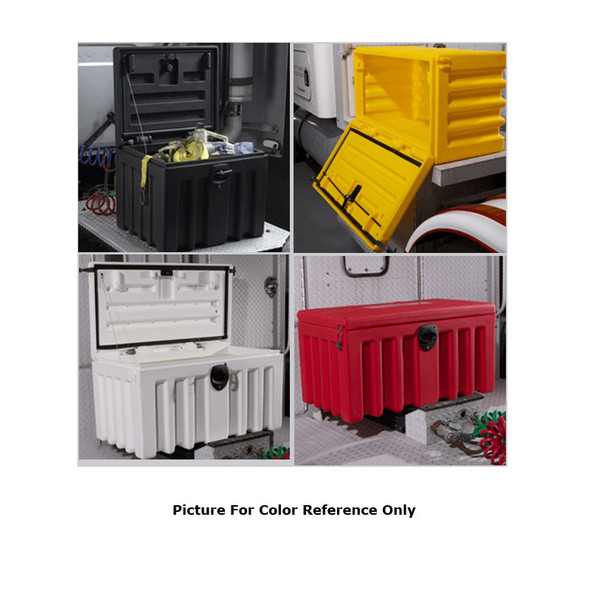 Minimizer Black Yellow White Red Toolboxes Underbody Chest Box