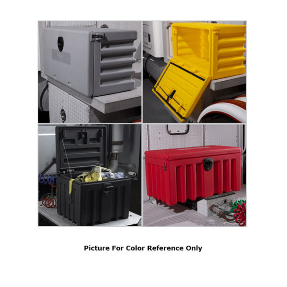 Minimizer Poly Chest Toolbox Grey Yellow Black Red Color Reference
