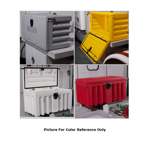 """Minimizer 24"""" Poly Chest Toolbox Color Reference"""