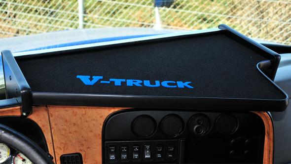 International ProStar V-Truck Custom Dashboard System Short Shelf