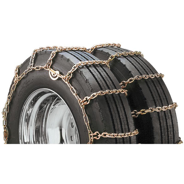 Quick Grip Dual Tire Chain Square Rod Alloy With Cams