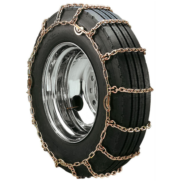 Quick Grip Single Tire Chain Square Rod Alloy With Cams
