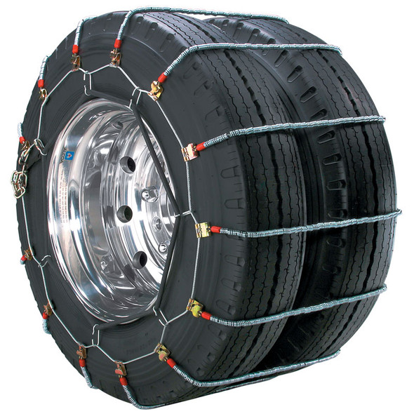 Tire Cable With Alloy Traction Coils Dual