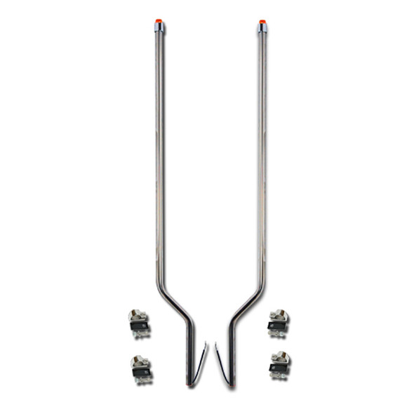 Sterling Acterra Stainless Steel LED Bumper Guide