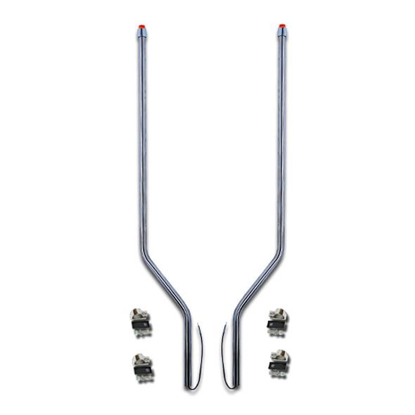 Sterling L-Line SBA Stainless Steel LED Bumper Guide