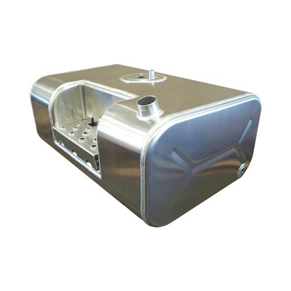 International Aluminum Replacement Diesel Rectangular Step Fuel Tank