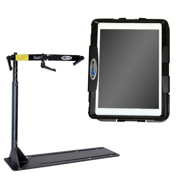Universal Over The Road Truck Mount With Universal Tablet Mount