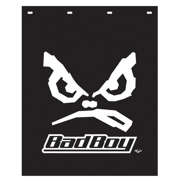 """Polyguard Bad Boy Mud Flap 24"""" x 30"""" (Single, Black)"""