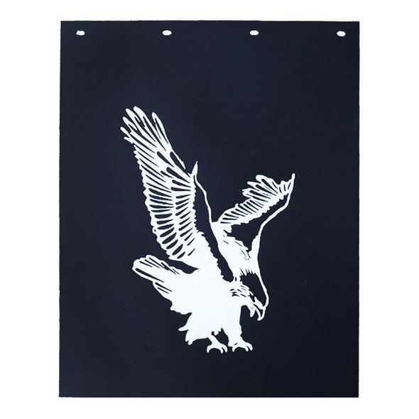 """Eagle Mud Flap 24"""" x 30"""" (Black, Single)"""