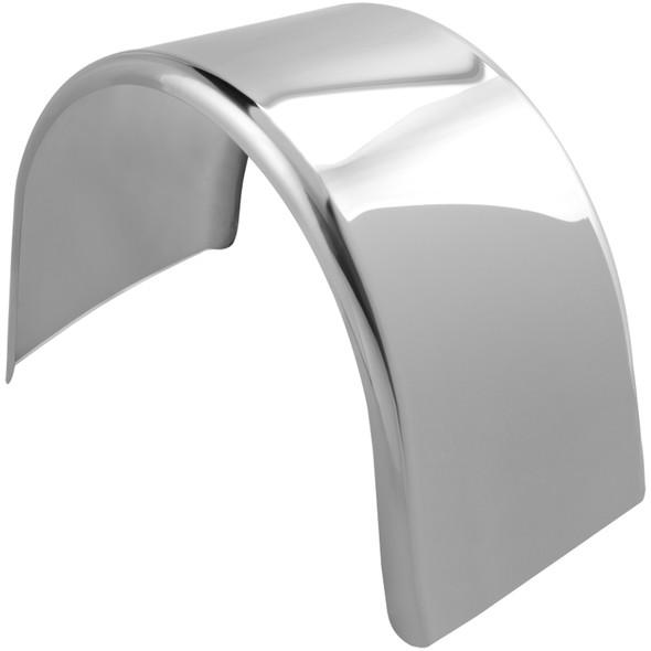 "Hogebuilt 100"" Stainless Steel Single Axle Ultimate Lowrider Fenders"