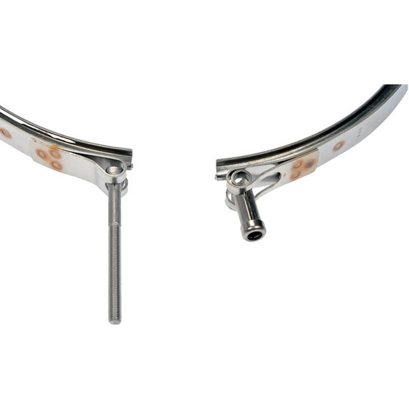 Diesel Particulate Filter Clamp 21445455 Close View