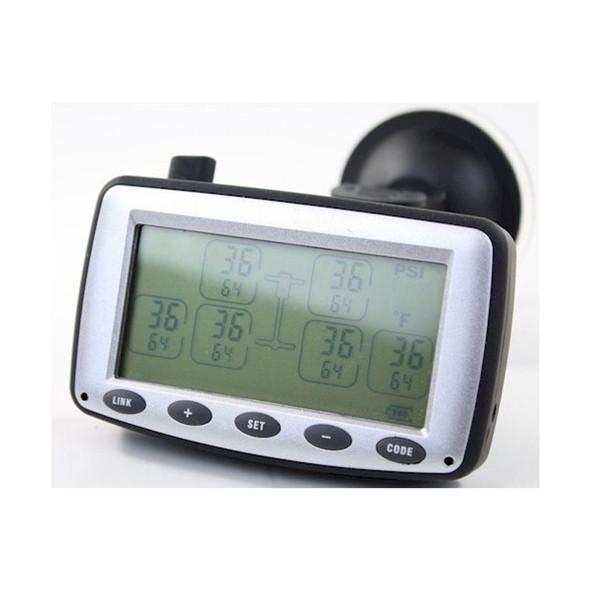 Talon 6 Bi-Mode Tire Pressure Monitoring System Six Wheel Display