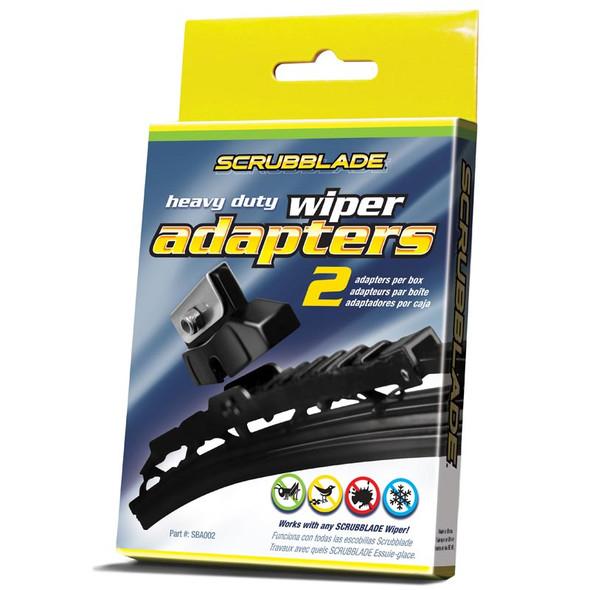 Heavy Duty Pin Type Wiper Adapters