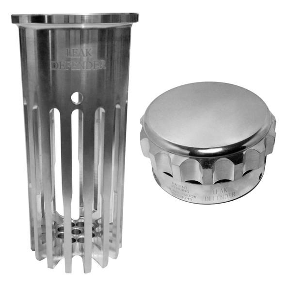 Peterbilt Leak Defender Fuel Cap, Collar, & Anti Siphon