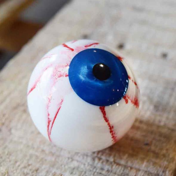 Eyeball Shift Knob Kit Blue
