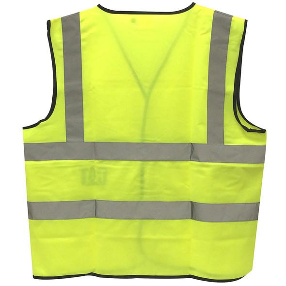 CAT Safety Vest Back
