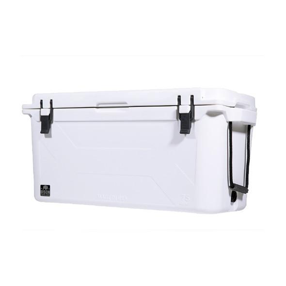 Bison 75 Quart Cooler White