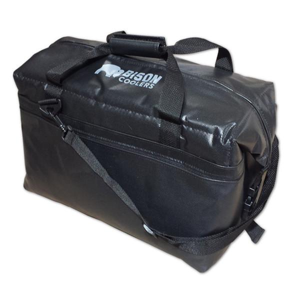 Bison 24 Can SoftPak Cooler Black