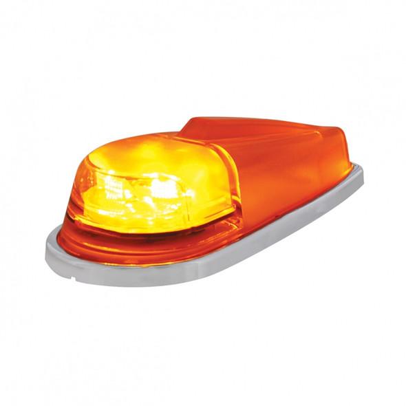 Pickup Cab 6 LED Marker Light - Amber