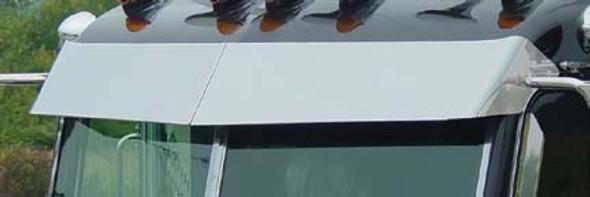 "Peterbilt Ultra Cab 11"" Blind Mount Drop Visor"