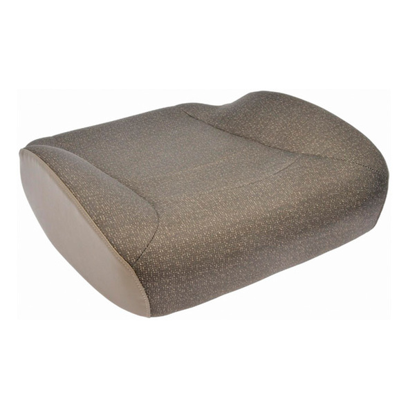 International Vinyl & Cloth Seat Cushion Tan 2509550C92