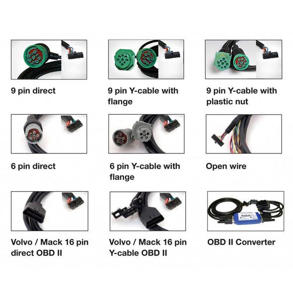 VDO RoadLog Wiring Harnesses