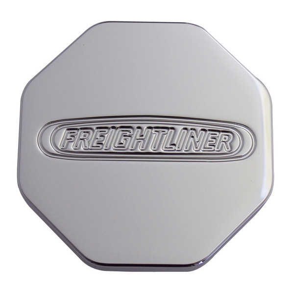 Engraved Freightliner Logo Tractor Trailer Air Brake Knob Octagonal
