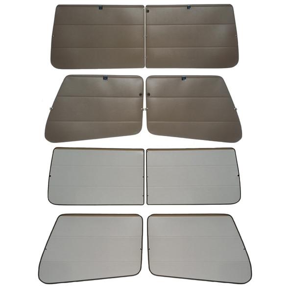 Freightliner Premium Contemporary Window Covers