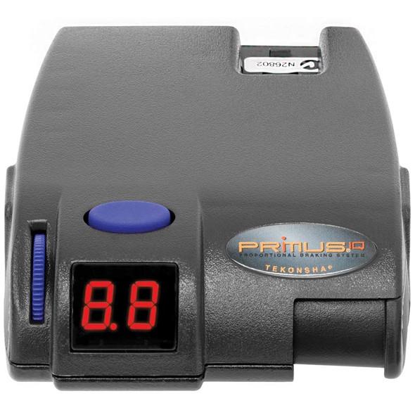 Tekonsha Primus IQ Electronic Brake Control For 1-3 Axle Trailers 90160