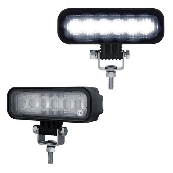 High Power 6 LED Rectangular Flood Light