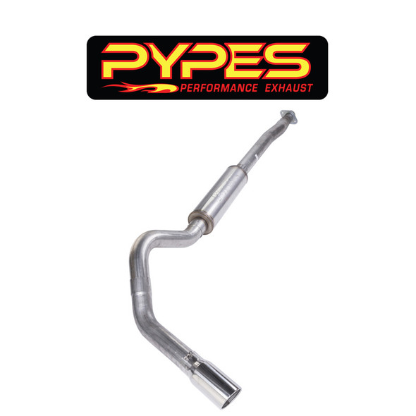 """Pypes Ford F-150 4"""" Ecoboost Cat Back Exhaust System - Pypes"""