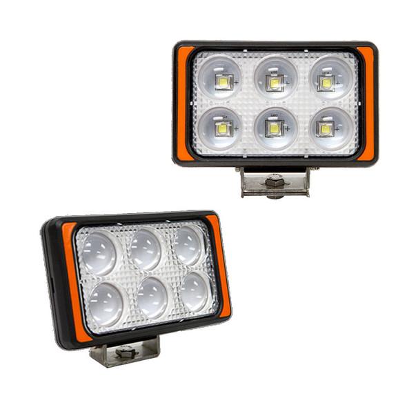 High Power 6 LED Work Light