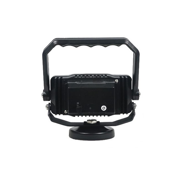Rechargeable Magnetic LED Work Light Back View
